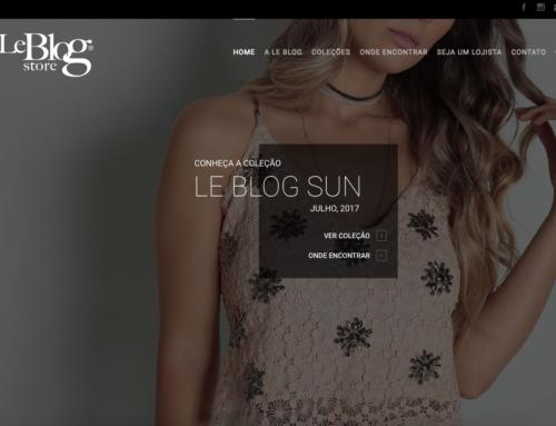 Le Blog Store