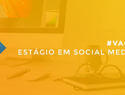 Vaga – Estágio em Social Media