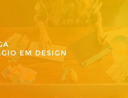 #Vaga Estágio em Design