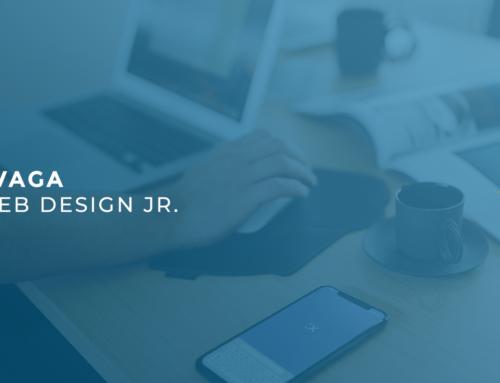 Vaga Web Design Jr.