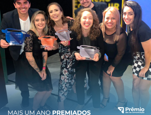 7º Prêmio ABC da Comunicação: Solare é premiada na categoria digital.